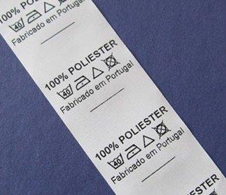 Etiqueta adesiva personalizada embalagem