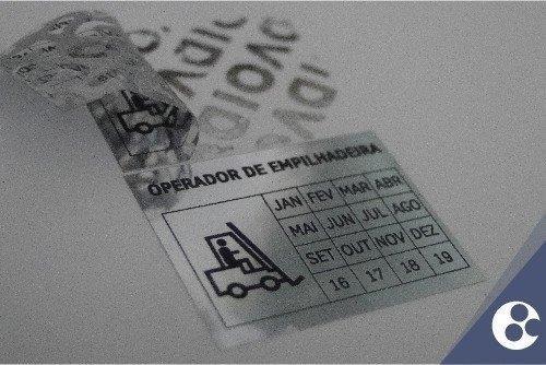 Etiquetas para eletrônicos