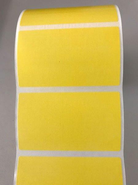 Rotulo bopp adesivo