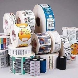 Etiquetas adesivas para cosméticos