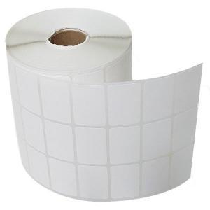Fabrica de etiquetas brancas